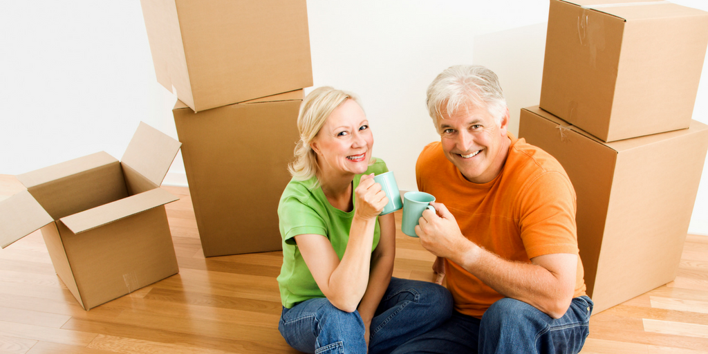 Downsizing the home – some advice for carers