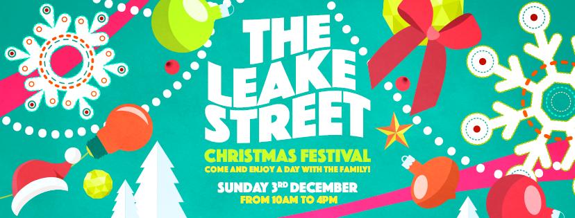 Leake Street Festival